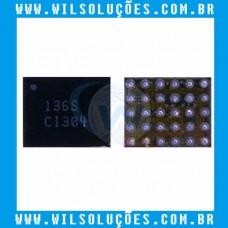 136S - 136 - 36S - 6S  - IC Para Carregamento Samsung P1000 30 pinos