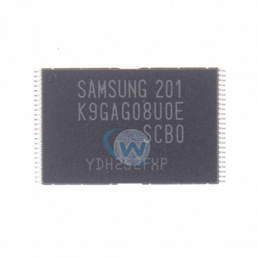 Memoria Nand MT29F1G08ABADA Programada  Tv Sharp LC-40LE540E Main QPWBXF915WJN2
