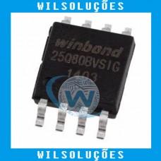 Winbond W25q80bvsig - 25q80bvsig - 25q80bv - 25q80 - 8M-BIT