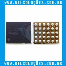 3632A - LM3632A - LM3632AYFFR - 3632 - Backlight Controle de Luz Para Samsung J7008