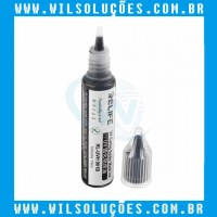 Tinta Uv - Mascara Uv Relife RL-Uvh901 10ml - Cores