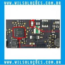 Kit Controlador LED backlight + Fusível para Macbook 13 - A1502 820-3536