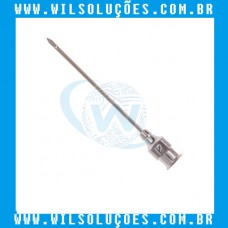 Agulhas de Metal para Seringas