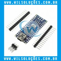 Arduino Nano V3.0 Atmega168 Ch340