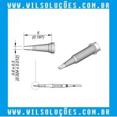 C115108 - C115-108 - Ponta de Ferro de Solda JBC - Original