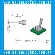 C115126 - C115-126 - Ponta de Ferro de Solda JBC - Original
