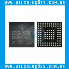 CD3215C00 - CD3215C00 - CD3215COO - CD3215 - IC para Macbook A1706 A1707 A1708 U3100