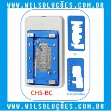 MIJING CH5-BC   - Modulo para Iphone 11, 11 e 11 PRO MAX - Preheater 3 em 1