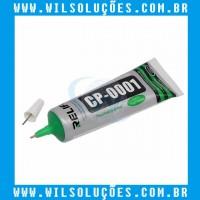 Cola Transparente RELIFE CP-0001 - Para reparo de Celular 50ml