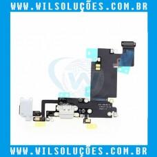 Cabo Flex Apple iPhone 6s Plus Dock Conector de Carga
