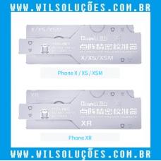 CALIBRADOR DE PRECISÃO FACIAL PARA IPHONE X / XS / XS MAX / XR - QIANLI TOOLPLUS