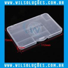 Case - Caixa de Armazenamento Para Placa de Iphone 6 ao X