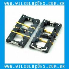 Conector Fpc Bateria Iphone 6 plus - 6s - 6s plus - SE