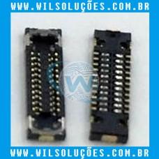 Conector Fpc Botão Home Iphone 6s/ 6s Plus