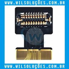 Conector G-lon Flex para reparação Touch ID Home Button Fingerprint Iphone 7 / 7P / 8 / 8P