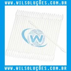 Cotonetes para a limpeza superior uso industrial