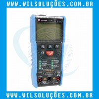 Multímetro Digital Inteligente Sunshine DT-19N