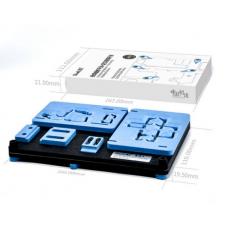 Qianli Base Suporte - Qianli 6 em 1 - Plataforma de Reballing para iPhone X / XS / MAX / 11 / 11Pro / ProMax - Qianli Base Suporte