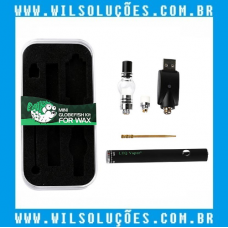 Rosin Atomizer - Detector de Curtos - LTQ VAPOR Mini Globefish