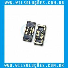 Conector Fpc Bateria para Iphone 8 - 8 Plus - X