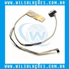 Cabo Flat Cable Lcd Acer 4250 - 4339 - 4349 - 4739 - 4749 - 4739z - Zqq
