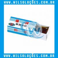 Fluxo de Solda Solido de Resina Rosin Breu Caixa 10g