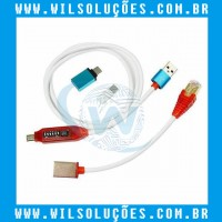 Cabo para todos os Boot Android USB RJ45 Gsm Sources