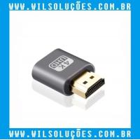 Hdmi Dummy Plug 4k - Emulador De Monitor - HDMI Virtual