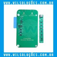JC PRO Módulo Teste de Bateria Para Iphone 7, 7P, 8, 8P, X, XR, XS