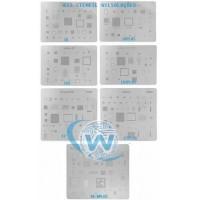 Kit Stencil Iphone 8-8PLUS/7PLUS/7/6SPLUS/6S/6PLUS/6