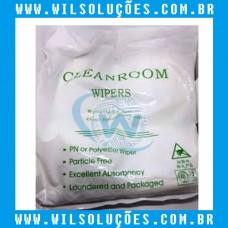 Kit Flanela Antiestática Cleanroom Wipers 30 Unidades