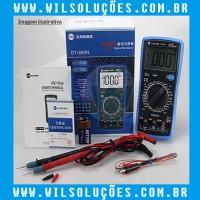 MULTÍMETRO DIGITAL SUNSHINE - DT-890N