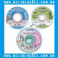 Malha Dessoldadora Goot Wick - CP-2015 / CP-1515 / CP-2515