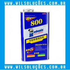MECHANIC 800 - Liquido para Limpeza