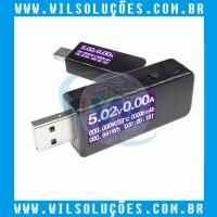 Medidor Icd Digital de Tensão,  Corrente,  Amperímetro, Potência,  Capacidade,  Energia,  Temperatura  Multifunções 7 em 1