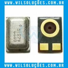Microfone Interno Samsung Galaxy J510 - J5108 - J710 - J7108 - J2 Prime - G532F - G532H - J5 Pro - J530 - A7 - A750