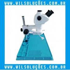 Microscópio Estereoscópio Trinocular W850Z