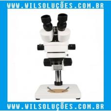 Microscópio Trinocular 37045A - Branco