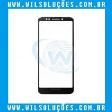 Vidro Frontal Sem Display Motorola G6 Play