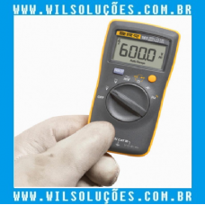 Mini Multímetro Digital - FLUKE 101