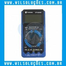 Multímetro Digital Sunshine - DT-9205E