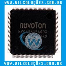 Npce781baodx - Npce781ba0dx - Npce781ba - 781ba - Nuvoton