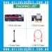 Placa Riser - Chipal V009S-Plus / V009S - Pci-e Riser 009s 16x Extensor Usb 3.0