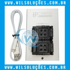 IP-BOX PROGRAMADOR DE ALTA VELOCIDADE IP BOX II - IPBOX V2 - NAND FLASH REPAIRING