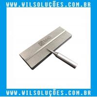 AMAOE M40 - Pedra para Amolar Pinças - Lâminas - Pinças - Ferramenta de Reparo