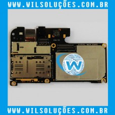 Placa Mãe Asus Zenfone Zoom S Ze553kl 64gb
