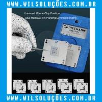 Preheater  Mechanic  IX7 - A8 - A9 - A10 - A11 - A12- Plataforma Soldagem