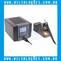 Quick Ts1200a - Estação Solda Ajustável Digital 120w