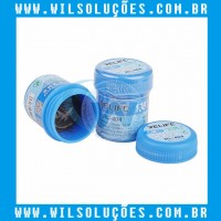 Pasta de Solda - RELIFE RL-404 - 138ºc - 40g