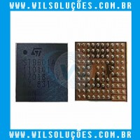 STB601A0 - STB 601A0 - STB601AO - 60A1A0 - U4400  - IC Reconhecimento Facial Para iPhone XS / XR / XS Max